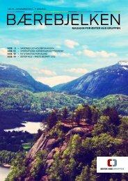 Nummer 2 2012 - Bærebjelken - Øster Hus Gruppen