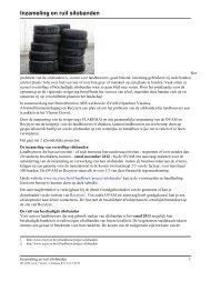 Inzameling en ruil silobanden - Gemeente Kruishoutem