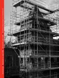 Jaarverslag 2012 - Utrechtse Maatschappij tot Stadsherstel NV