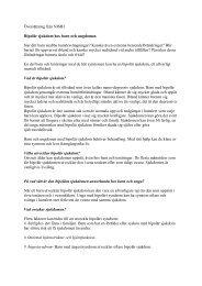 Översättning från NIMH Bipolär sjukdom hos barn och ... - ITura