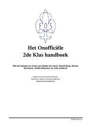 in pdf formaat kan je het hier downloaden - FOS Open Scouting ...