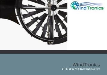 WindTronics - VIVATENERGY