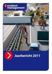 Jaarbericht 2011 - Incident Management