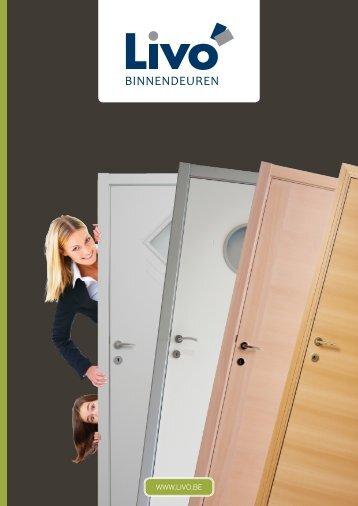 Download de catalogus als pdf - Livo binnendeuren