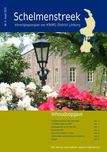 Download nummer 6 van de Schelmenstreek - KNMG Limburg