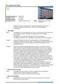 Energimærkning - Ejerforeningen Vesterbrogade 22 - Nørresundby - Page 5
