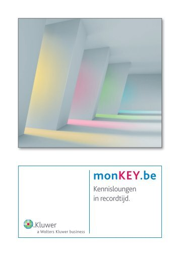 Handleiding MonKey
