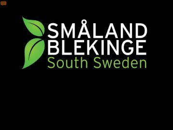 Småland-Blekinges paradox (pdf)