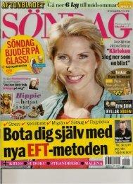 Artikel i Aftonbladet Maj-11 - EnerQiZonen