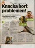 Artikel i Aftonbladet Maj-11 - EnerQiZonen - Page 2