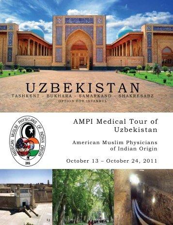 AMPI_Uzbekistan_Tour.. - ICNA Chicago