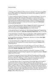 Complete publication list (pdf)