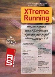 XTreme Running - Sundbybergs IK