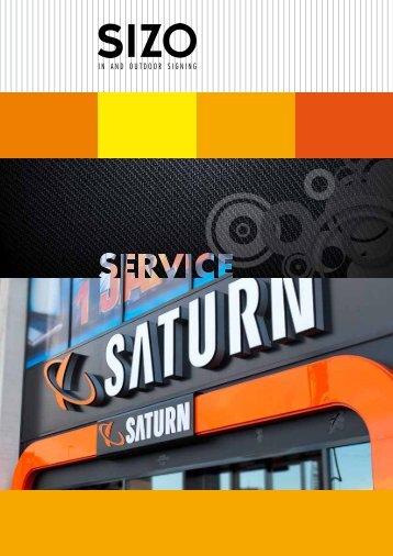 service - Sizo