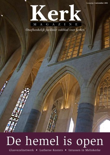 Download Kerkmagazine jaargang 2 nummer 4 als pdf-bestand