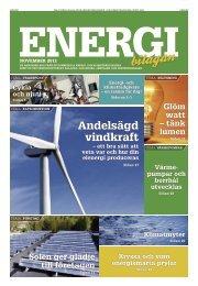 energibilAgAn november 2012