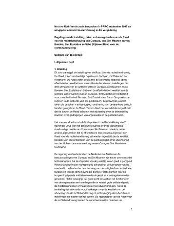 1 Mvt crw Rvdr Versie zoals besproken in PRRC september 2008 en ...