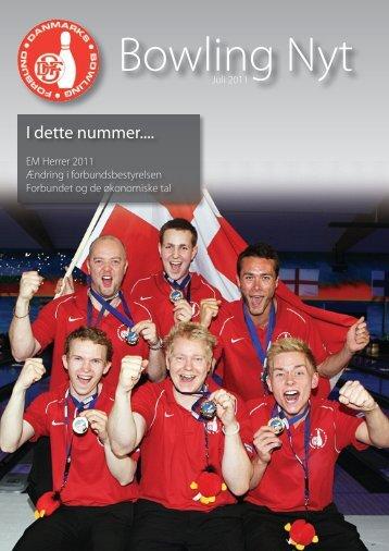 Juli - Danmarks Bowling Forbund