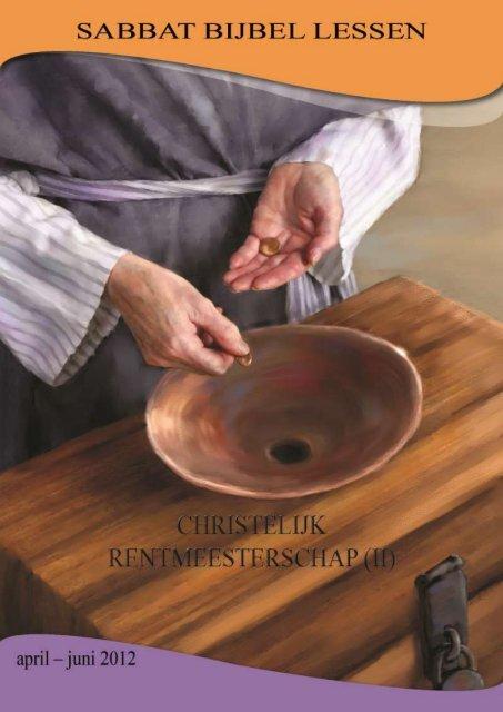 1 Sabbat Bijbel Lessen, januari – maart 2012 - Seventh Day ...