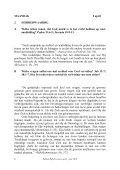 1 Sabbat Bijbel Lessen, januari – maart 2012 - Seventh Day ... - Page 6