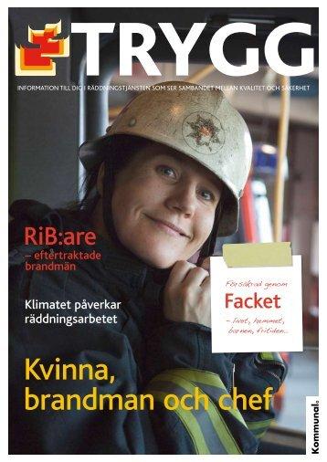 Trygg, tidning (pdf) - Kommunal