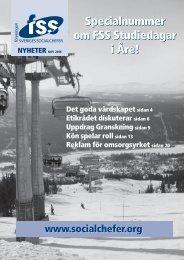 November - Föreningen Sveriges Socialchefer