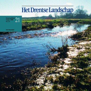 Opm. Drents landschap 21 - Stichting Het Drentse Landschap