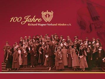 Download der Festschrift zum 100-jährigen Jubiläum - Richard ...