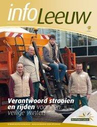 infoLeeuw januari 2011 - Gemeente Sint-Pieters-Leeuw