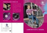 Tavara fiets-folder - Rsr