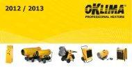 Oklima catalogus 2012-2013.pdf - Kees van der Spek Tuinmachines