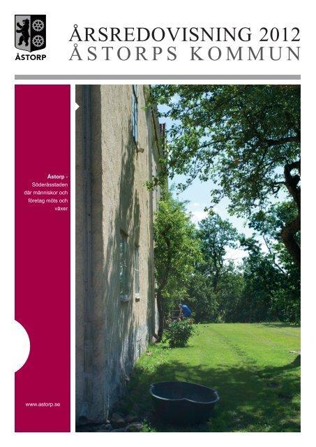 Årsredovisning 2012.pdf - Åstorp