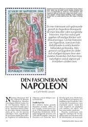 Den fascinerande Napoleon - Nordisk Filateli