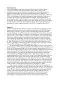 Perfluorerade organiska ämnen i blod under graviditet och amning - Page 2