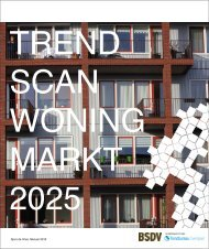 Trendscan Woningmarkt 2025 - BSDV