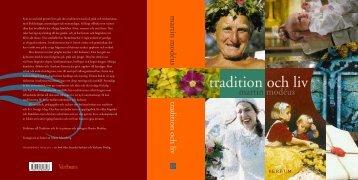 tradition och liv - Maria Mannberg