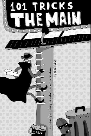 Culture Jamming As Subversive Recreation - Cumulus Press
