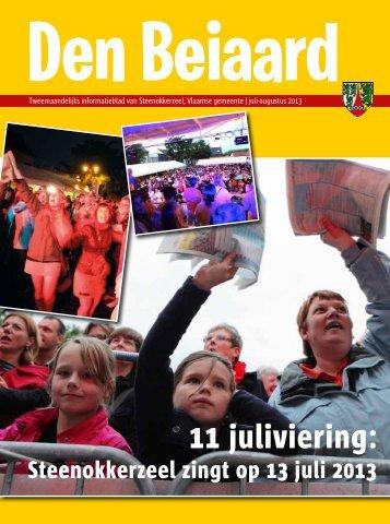 Den Beiaard - juli-augustus 2013 - Steenokkerzeel