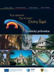 Vydání této publikace bylo spolufinancováno Evropskou ... - Turystyka