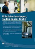 En hjælpende arm i svejsningen - FK Trådindustri - Page 2