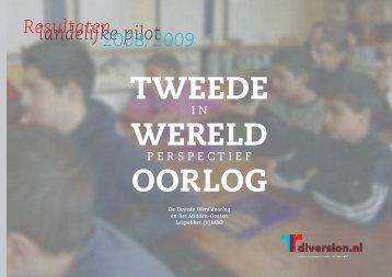 TWEEDE WERELD OORLOG - Diversion