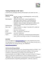 Klik hier voor meer informatie. - Consortium beroepsonderwijs