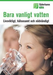 Vatten - Söderhamn Nära