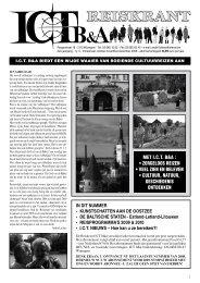 Reiskrant 2008 nr 4 - Welkom bij InterCultuurTravel A. Lutters