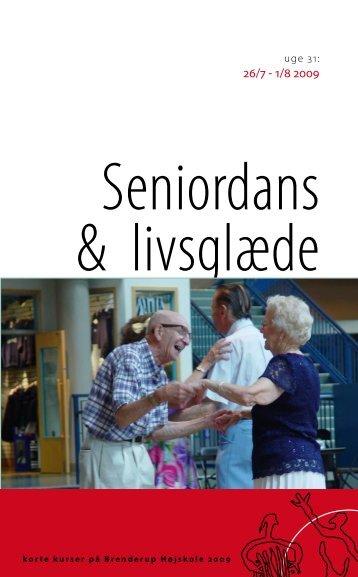 Seniordans & livsglæde - Brenderup Højskole