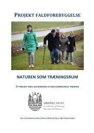 projekt faldforebyggelse naturen som træningsrum - Aarhus.dk