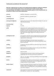 Verklarende woordenlijst bij 'Hoe bestaat het!' - Reformatorisch ...