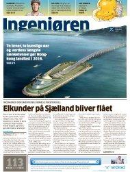 Elkunder på Sjælland bliver flået - LiveBook