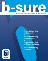 Procesbeheersing en Informatie Procesbeheersing en ... - Berkvens