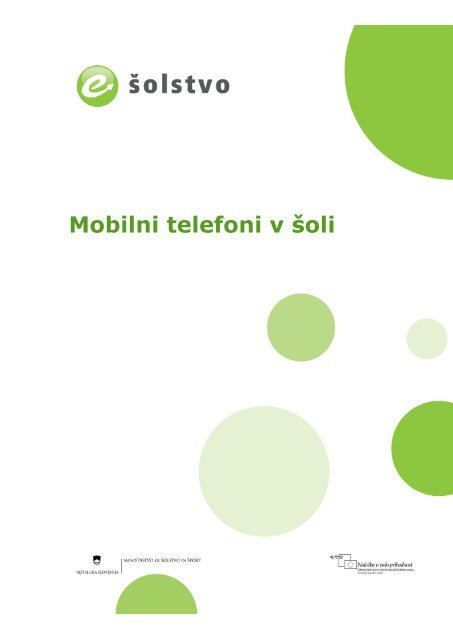 Mobilni telefoni v šoli - Safer Internet Day
